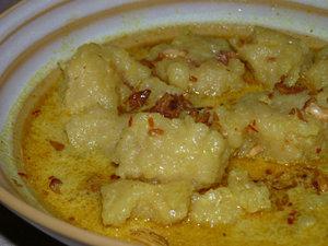 celimpungan makanan khas Palembang
